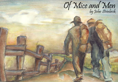 of mice and men comparison of Compare and contrast essay on works of literature  them in of mice and men ( practical, memory  what does lennie do with the mice 2 what does this tell.